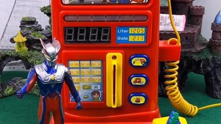 智趣玩具故事:乔治被僵尸追,它跑来加油