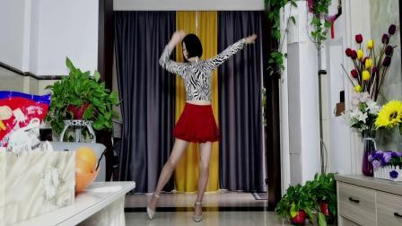 火爆网络流行广场舞《最亲的人》