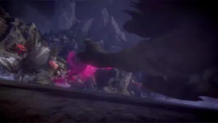 西行纪:帝释天想要毁灭奇经,被如来发现,两个神仙大打出手!