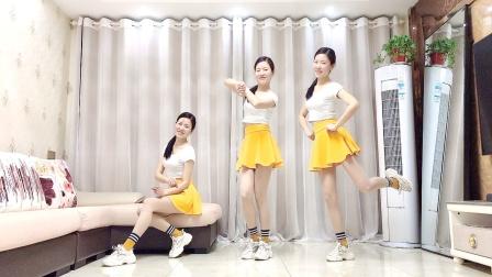 网红广场舞《爱情魔力圈》活力健身操