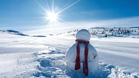 冰雪风情之新疆の冬