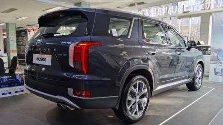 车长5米大型SUV,轴距3米比汉兰达还要霸气,普拉多都捏把汗