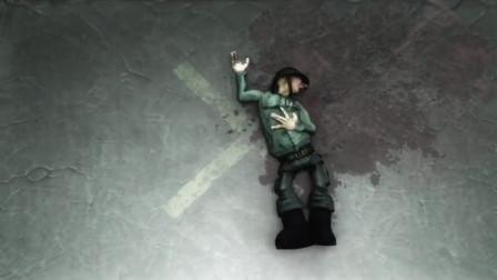 太残忍!艺术家把500名士兵活活摔死,只为记录坠落姿势编排舞蹈
