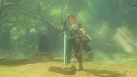 【逐梦】《塞尔达传说 旷野之息》实况62 DLC剑之试炼 初阶