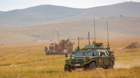 各国陆军战力放大器,美德两国有悍马、奔驰,中国装备的是什么?