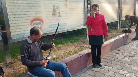 《谁不说俺家乡好》演唱:戴红,操琴:甘来富,创作:罗贵宏(官方认证《优酷》首批创作者)