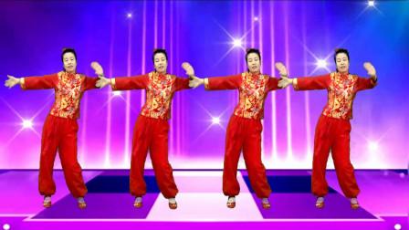 祝大家《新年快乐》舞蹈送给大家