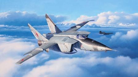 """比导弹跑的还快的飞机,美军七十年代的""""噩梦"""",结局却令人惋惜"""