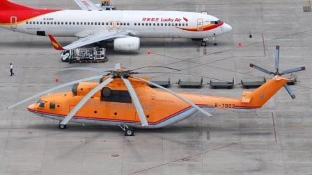 俄罗斯拥有全球最重直升机,运载能力堪比C130