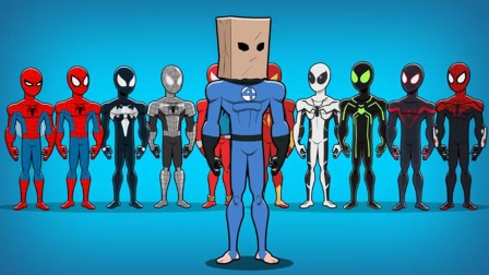 """蜘蛛侠最神秘的服装,""""纸袋人""""登场,听说它比钢铁战衣还强!"""