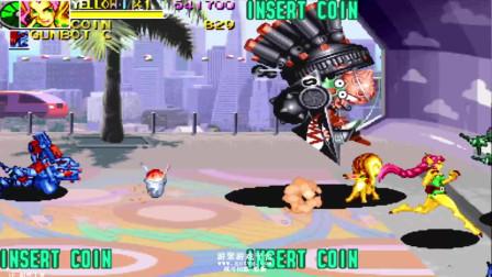 战斗回路:大神操作松鼠猫女贪金币!一路抢到最终BOSS阿拉丁灯神