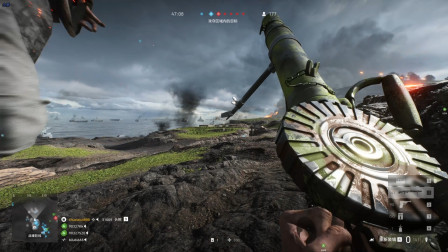战地5:楚战神杀敌无数,却还是拿不下硫磺岛
