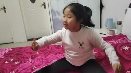 王思瑜舞蹈《可可托海》