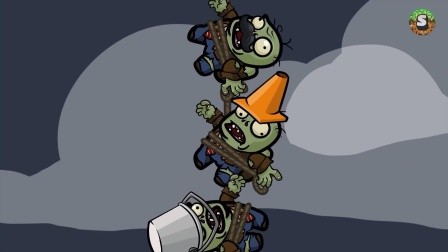 植物大战僵尸:好多僵尸
