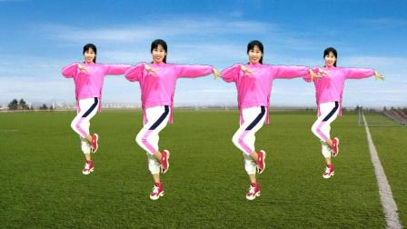 减肥32步教学《一起去浪吧》弹跳太好看,跳出好身材