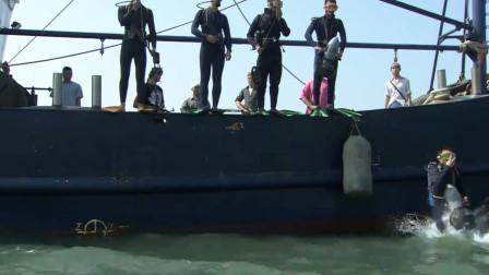 海盗在公海寻找黑匣子,中国海军收到了情报,火蓝匕首立即出动!