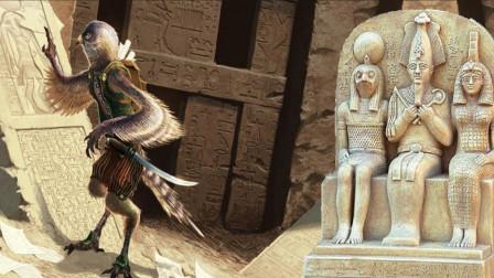 埃及金字塔象形文字经过破译,内容比我们想象的要陌生