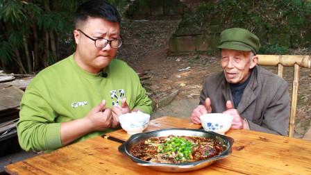 """川渝江湖菜""""胡辣鲫鱼""""教程来了,香辣酥脆,口齿留香,太爽了"""