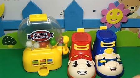 智趣玩具故事:乔治的这些糖和玩具都吃腻了,不想要他们了