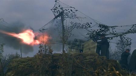 欧美二战大片 彪悍生猛的火力疯狂扫射 场面极致震撼!