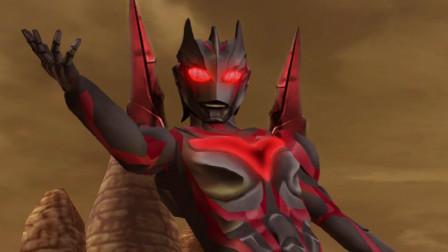 黑暗扎基能打败奥特曼之王!与诺亚五五开,可为什么斗不过银河?