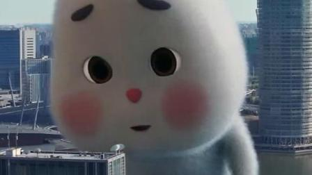 动画:兔小胖巨型宝宝!