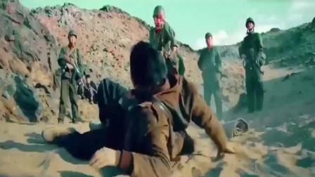 穿这种军装的解放军,可不是好惹的