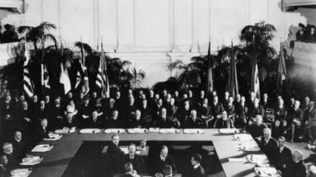 为了发展航母,日军提出要与英美同起同坐,遭到他们无情拒绝