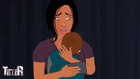 妈妈不放心儿子单独睡,买监视器观察,但结果反而更惨!