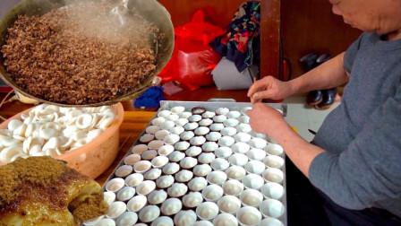 """水粿广东""""最便宜""""的小吃店,店主年龄加起来超过180岁,最贵5元,几十年坚持纯手工做汕头最传统小吃"""