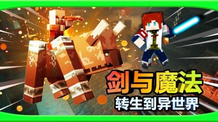 卫道士霜地牢-第11期-逍遥小枫-我的世界Minecraft