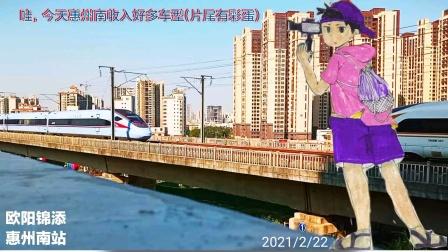 2021.2.22_惠州南拍车记(拍车少年)