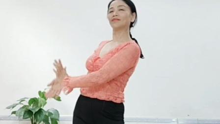 简单形体舞《问情》