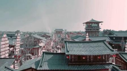 长安十二时辰:再没有比长安城,更伟大的城市了