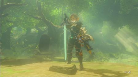 【逐梦】《塞尔达传说 旷野之息》实况64 DLC剑之试炼 终阶(上)