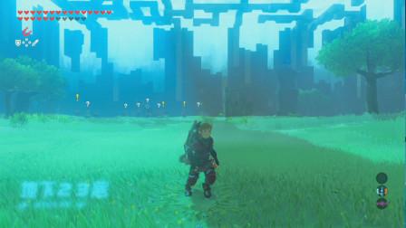 【逐梦】《塞尔达传说 旷野之息》实况65 DLC剑之试炼 终阶(下)
