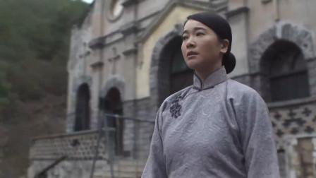 女老师舍身救子,机智的应对日本兵,这画面有种大片既视感