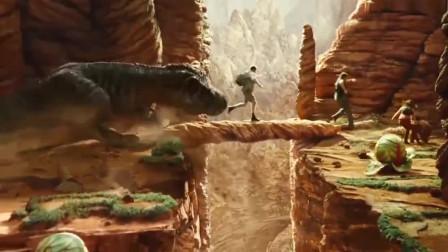 失落的大陆:自律的霸王龙有多可怕,还偷偷学英文!
