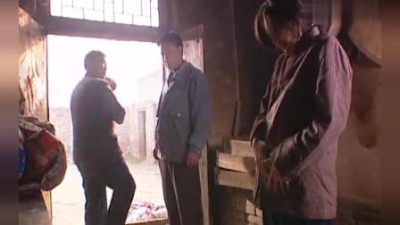 童玲遭赵长林毒手摧残,大着肚子被打,赵长林不是人
