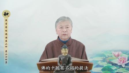 无量寿经(第二回)第24集-刘素云老师复讲