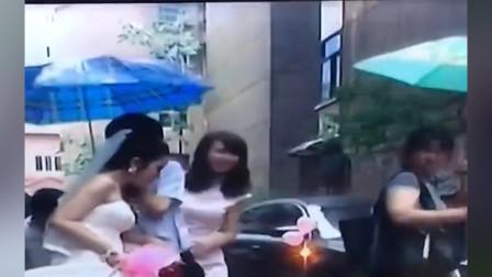 重庆女子翻出十年前结婚录像,发现接亲时保护自己的是小姑子