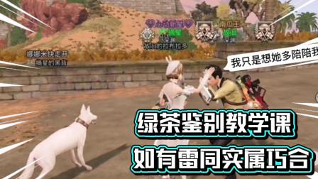 明日小剧场:绿茶鉴别教学课,如情节雷同,实属巧合!