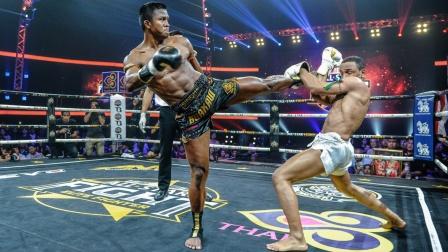 泰国最牛的5位拳王,第1位从小家境贫寒,如今举世瞩目!