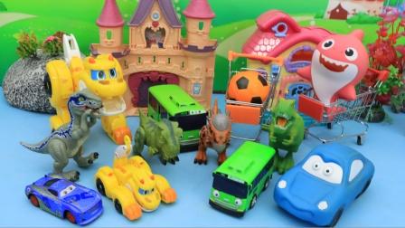 恐龙宝宝的新年礼物究竟是哪些好玩的玩具呢
