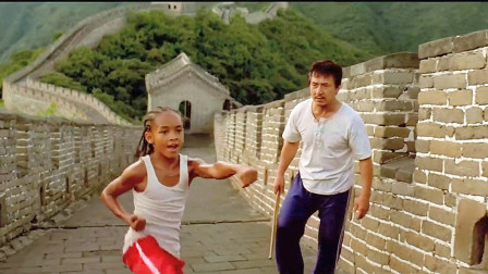 外国男孩拜成龙为师,学中国功夫,赢得擂台冠军!电影《功夫梦》