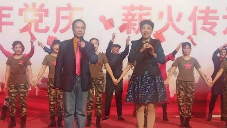 戏曲歌舞《一带一路》演唱:汪敏之.胡亚光等,创作:罗贵宏(官方认证《优酷》首批创作者)