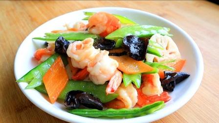 春节后,教你一道解腻的拿手菜,清爽美味,少油健康,越吃越过瘾