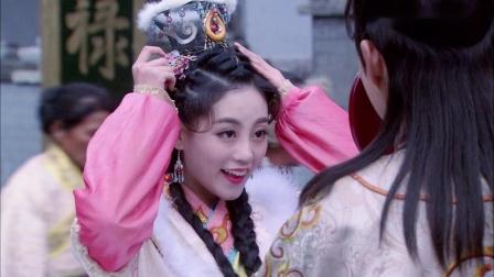 英雄诀:朱棣去找宁王,结果发现这一幕,决定不再娶犀犀