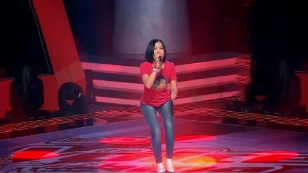 中国好声音最大的败笔,她把这首歌唱到火遍全国,却惨遭淘汰!