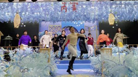 元宵佳节特献一支适合群跳的广场舞